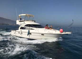 Rent a yacht in Puerto Banús - Astondoa AS 36 Fisher