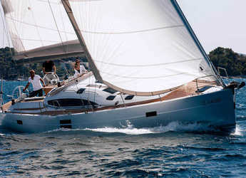 Rent a sailboat in Ece Marina - Elan 50 Impression