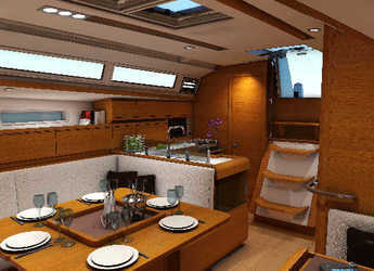 Rent a sailboat in Ece Marina - Sun Odyssey 409