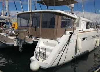 Rent a catamaran in Ece Marina - Lagoon 450 F