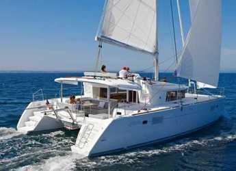 Alquilar catamarán en Ece Marina - Lagoon 450 F