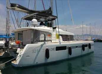 Louer catamaran à Ece Marina - Lagoon 52