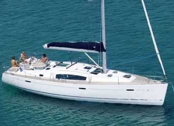 Rent a sailboat in Ece Marina - Oceanis 43