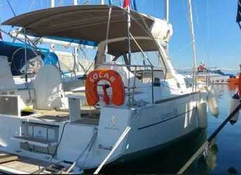 Rent a sailboat in Ece Marina - Oceanis 38
