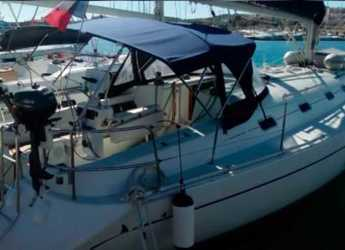 Rent a sailboat in Port Olimpic de Barcelona - Dufour 47