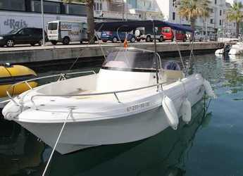 Rent a motorboat in Mahon - Pacific Craft 625 Open