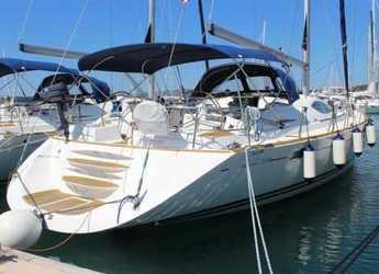 Chartern Sie segelboot in Marina di Portorosa - Sun Odyssey 54 DS