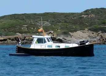Rent a motorboat in Port Mahon - Llaut 34