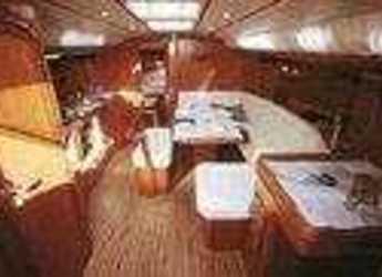 Alquilar velero Dufour 412 en Porto di Tropea, TROPEA