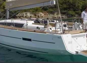 Rent a sailboat in San Gennaro - Dufour 460 Grand Large