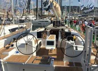 Rent a sailboat Dufour 460 Grand Large in San Gennaro, Castellamare di Stabia