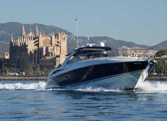 Louer yacht à Marina Port de Mallorca - Sunseeker predator 58