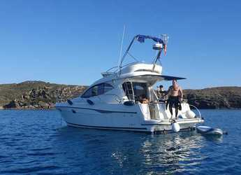 Rent a yacht in Port Mahon - Starfisher 34 Fly