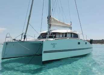 Rent a catamaran in Solenzara - Aventura 33