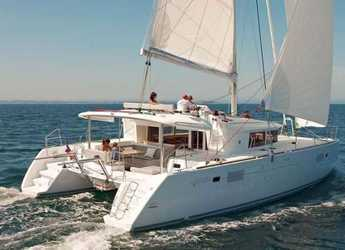 Rent a catamaran in Solenzara - Laguna 450