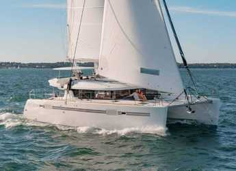 Rent a catamaran in Porto Vecchio - Lagoon 450 Sport Top