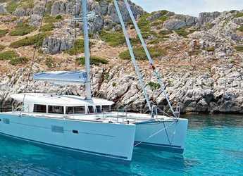 Rent a catamaran in Porto Vecchio - Laguna 400