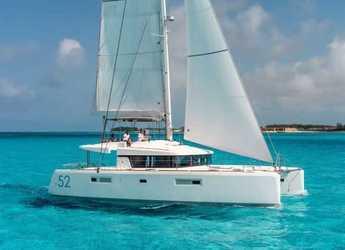 Rent a catamaran in Porto Vecchio - Laguna 52