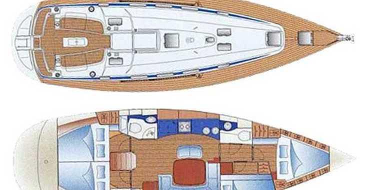 Rent a sailboat in Porto Vecchio - Bavaria 44