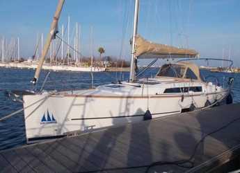 Rent a sailboat in Marina Gouvia - Dufour 350