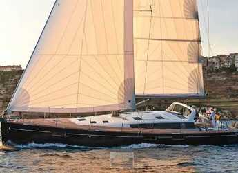 Rent a sailboat in Porto Vecchio - Beneteau Sense 55