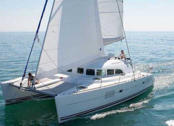 Rent a catamaran in Nanny Cay - Lagoon 380