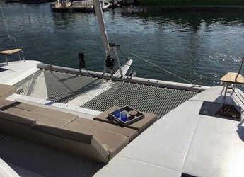 Rent a catamaran in Nanny Cay - Astrea 42