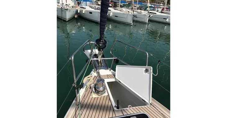 Rent a sailboat in Marina del Sur. Puerto de Las Galletas - Sun Odyssey 519