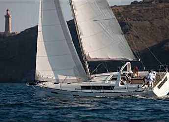 Rent a sailboat in Port Tino Rossi - Oceanis 41