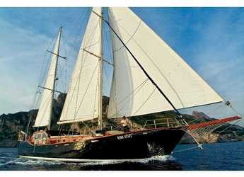 Rent a schooner in Matejuska port - Neta Marine Ketch