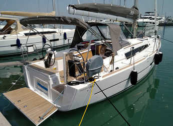 Rent a sailboat in Salerno - Dufour 360 GL