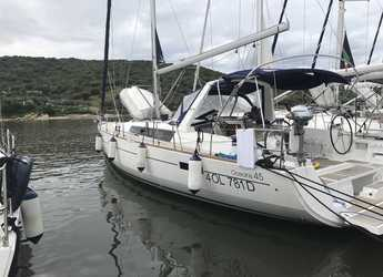 Rent a sailboat in Marina Cala di Medici - Oceanis 45