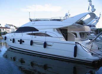 Rent a yacht in Marina Kornati - Princess 61