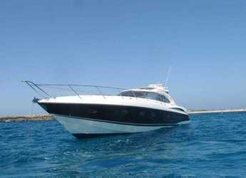 Rent a yacht in Marina Ibiza -  Sunseeker Predator 60ft