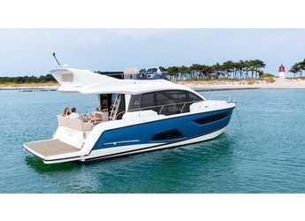 Chartern Sie yacht in Veruda - Sealine F430