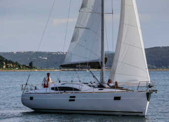 Rent a sailboat in Vigo  - Elan 45 Impression