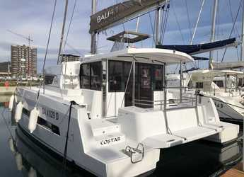 Rent a catamaran in Marina d'Arechi - Bali 4.1 Sa