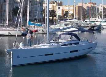 Rent a sailboat in Marina Gouvia - Dufour 560