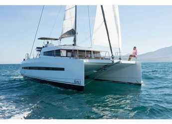 Chartern Sie katamaran in Porto Capo d'Orlando Marina - Bali 4.5 Capo d'Orlando Liberty