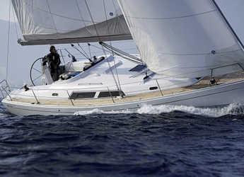 Rent a sailboat in Punat - Hanse 400