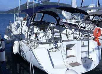 Rent a sailboat in Marina Gouvia - Oceanis 43