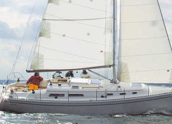 Rent a sailboat in Marina di Nettuno - Hanse 341