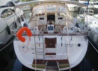 Rent a sailboat in Alimos Marina Kalamaki - Elan 434 Impression