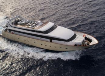 Louer yacht à Marina Real Juan Carlos I - Mondomarine 120