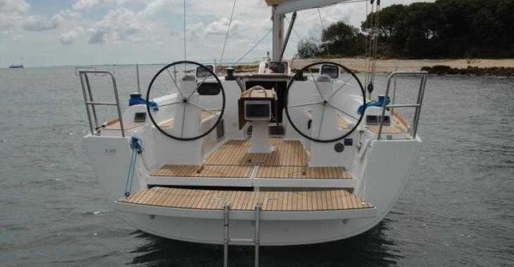 Rent a sailboat Dufour 335 Grand Large in Marina Gouvia, Corfu
