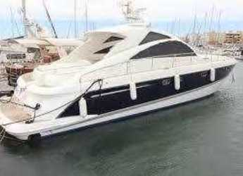 Rent a yacht in Naviera Balear - Fairline Targa 52 HT