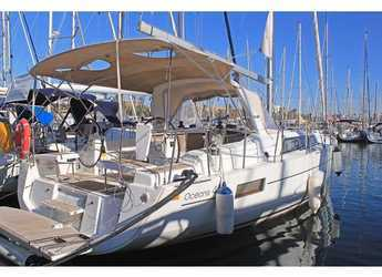 Rent a sailboat in Port Olimpic de Barcelona - Oceanis 41.1 (2 Heads)