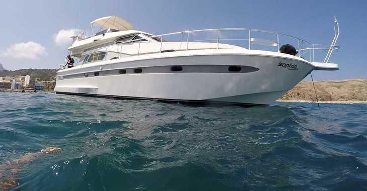 Rent a yacht in Marina el Portet de Denia - Astondoa 50 GLX