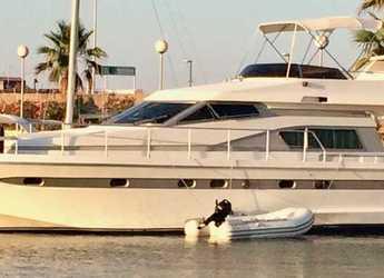 Chartern Sie yacht in Marina el Portet de Denia - Astondoa 50 GLX