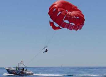 Rent a motorboat in Marina el Portet de Denia - Barco a motor 12 personas
